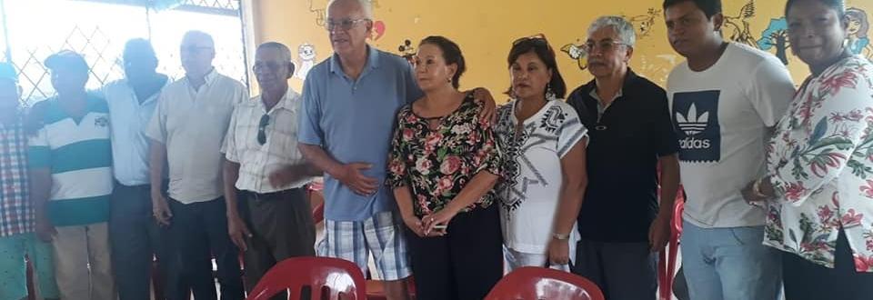 EL GAD PARROQUIAL RECIBIÓ LA GRATA VISITA DEL CLUB ROTARY.