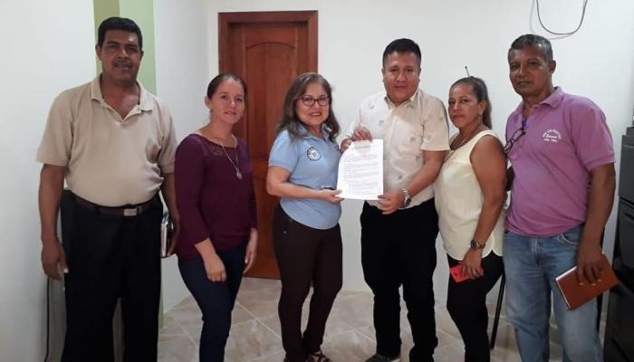 FIRMA DE CONVENIO DE COOPERACIÓN CON EL BANCO INTERNACIONAL.