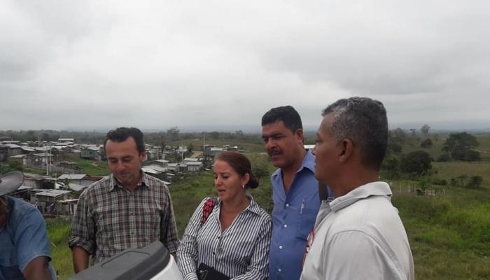 DEPARTAMENTO DE EDUCACIÓN VIAL VISITA LA PARROQUIA PARA REGULACIÓN DE LICENCIAS PARA MOTOTAXIS.